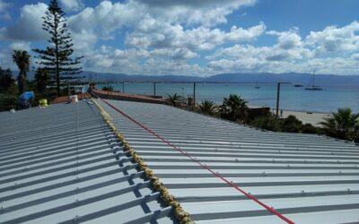 Coperture tetti e lattonerie in Sardegna